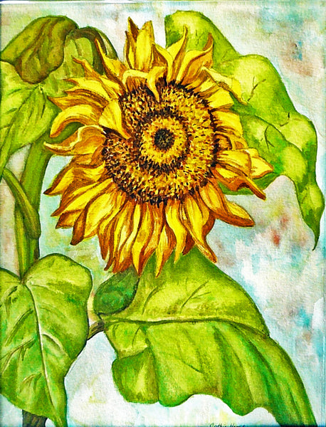 Sunshine Melody - Print 8 x 10 by Cathie Hamilton - Martello Alley