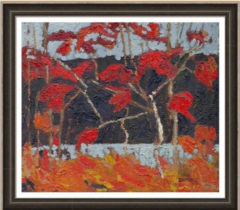 Autumn Glory - Print by David Dossett - Martello Alley