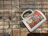 """Waiting"" Mug - painting by David Dossett - Martello Alley"