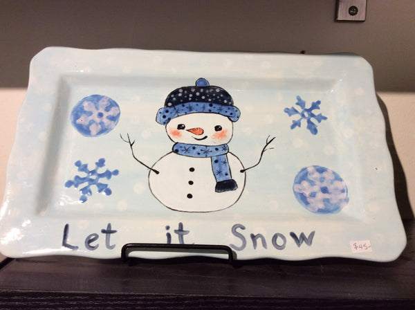 Let it snow -  by Martello Alley - Martello Alley