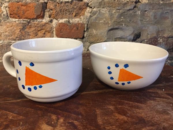 Drop-in ceramic decorating -  by Martello Alley - Martello Alley