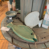 Fish Soap Dish by Amanda -  by Zao Soap and Pottery - Martello Alley