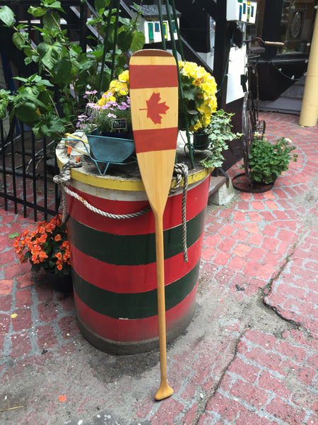 Rustic Canada Paddle - Paddle by Martello Alley - Martello Alley