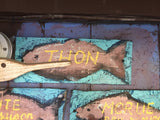 Thon vintage sign -  by David Dossett - Martello Alley