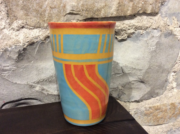 Large cup by Stefanie Smith