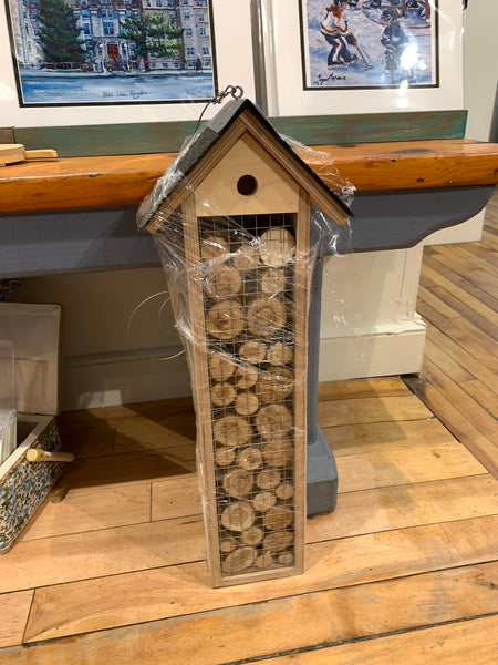 Bird feeder ( small) - Outdoor ornament by Ovals - Martello Alley