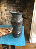 Large vase - Pottery by Peggy Davidson - Martello Alley