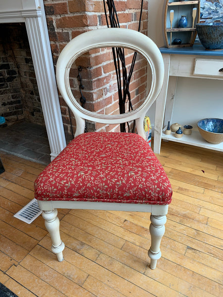 Oval Chair - Chair by Martello Alley - Martello Alley