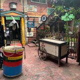 Rental of Martello Alley Vintage Ice Ceam Cart