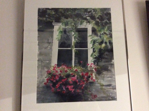 Window Box  - Original Julie Kojro