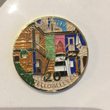 Martello Alley collectable coin (2016)