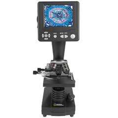 LCD National Geographic Microscope