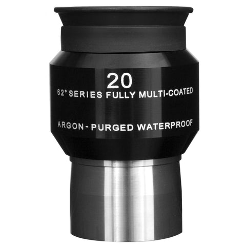 62° Series 20mm Argon-Purged Waterproof Eyepiece - EPWP6220-01