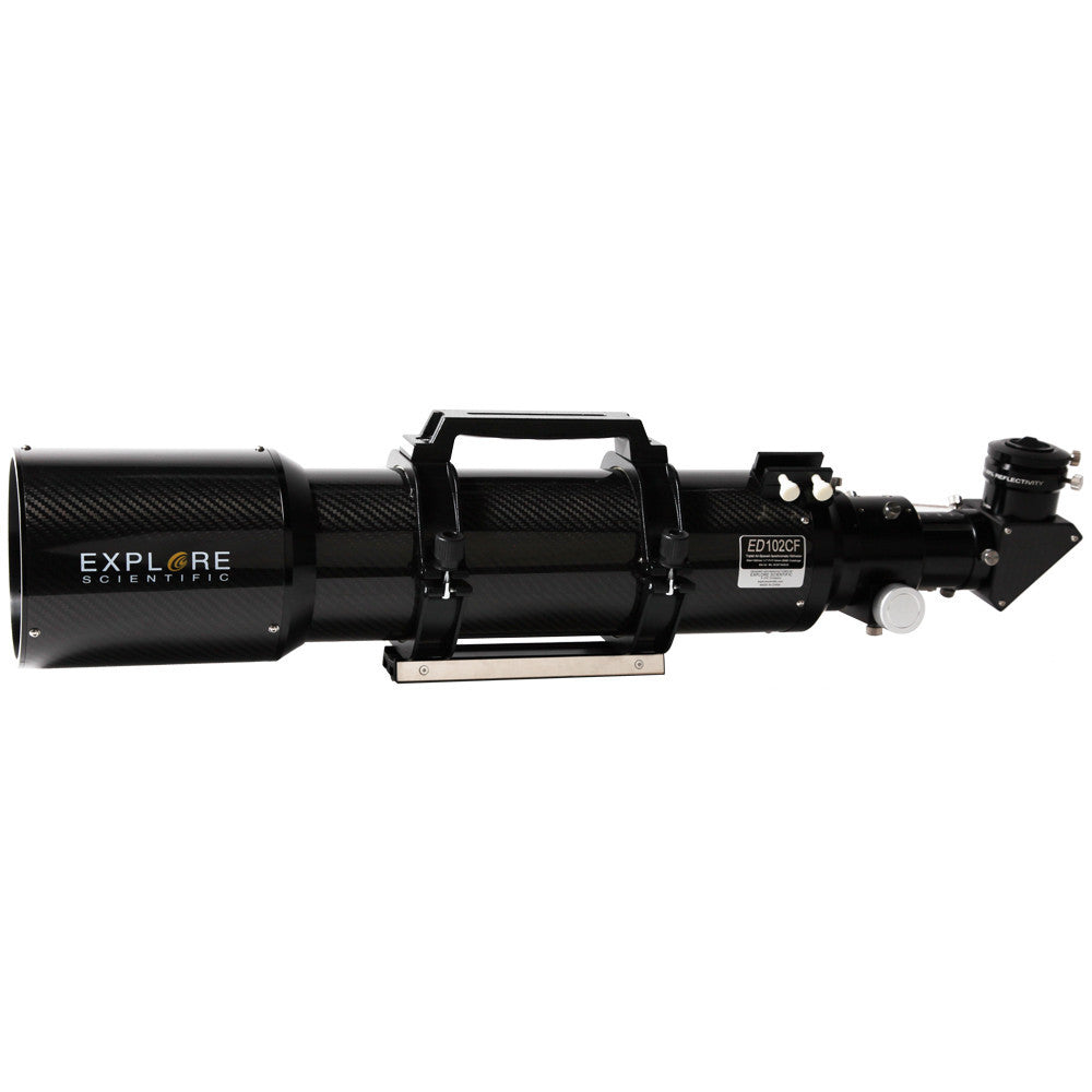 ED102CF Air-Spaced Triplet Apochromatic Refractor, Carbon Fiber