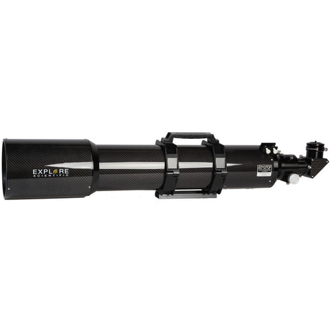 ED127CF Air-Spaced Triplet Apochromatic Refractor, Carbon Fiber