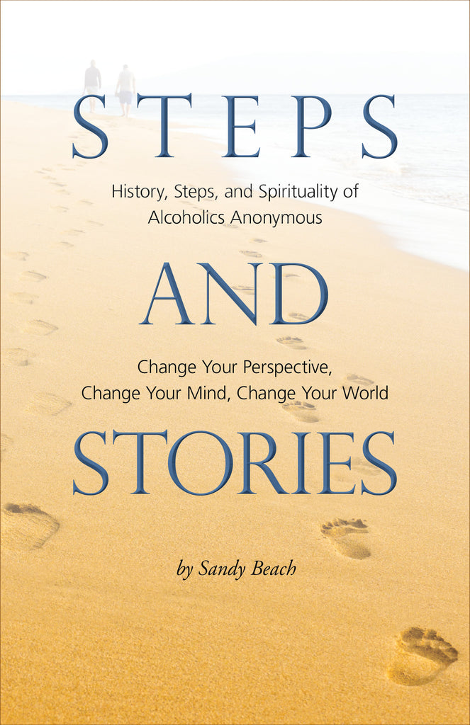 Steps & Stories by Sandy Beach - Available on Amazon.com