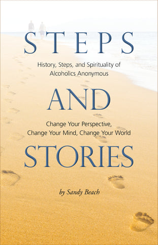 Steps & Stories by Sandy Beach - (paperback edition)