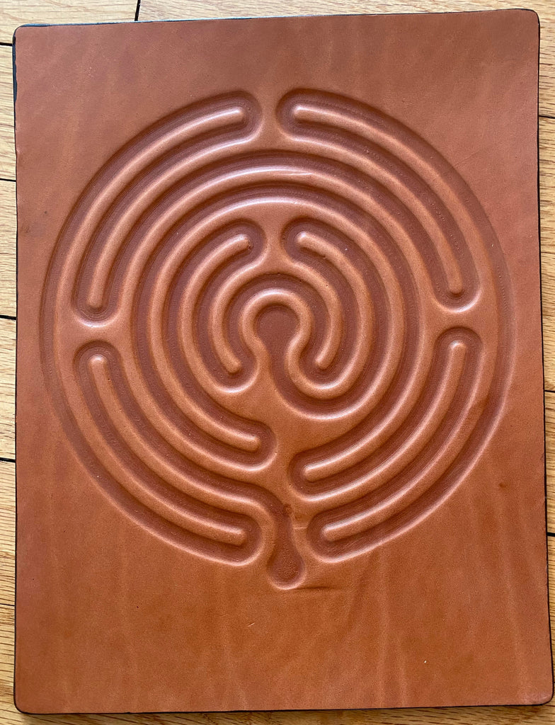 Leather Finger Labyrinth