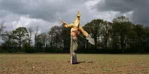 Peter Mitchell's Scarecrows