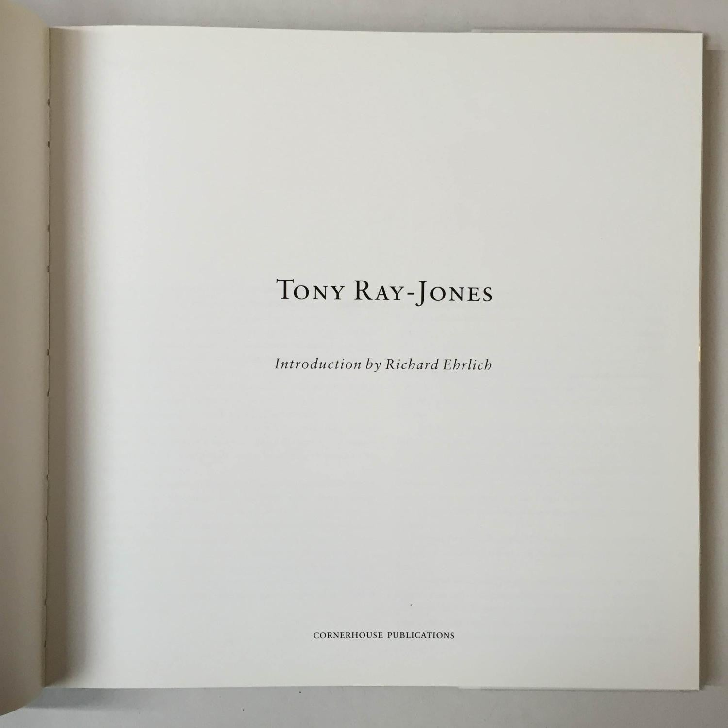 Richard Erlich & Tony Ray-Jones - A Retrospective View