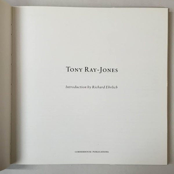 Tony Ray-Jones - A Retrospective View