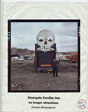 Peter Mitchell - Strangely Familiar (Signed, special edition)