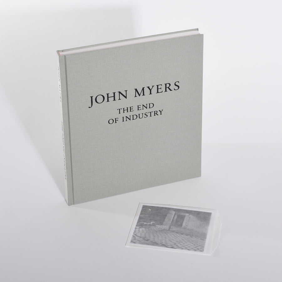John Myers - The End of Industry