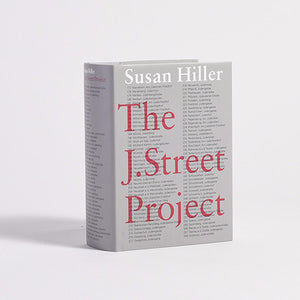 Susan Hiller - The J. Street Project
