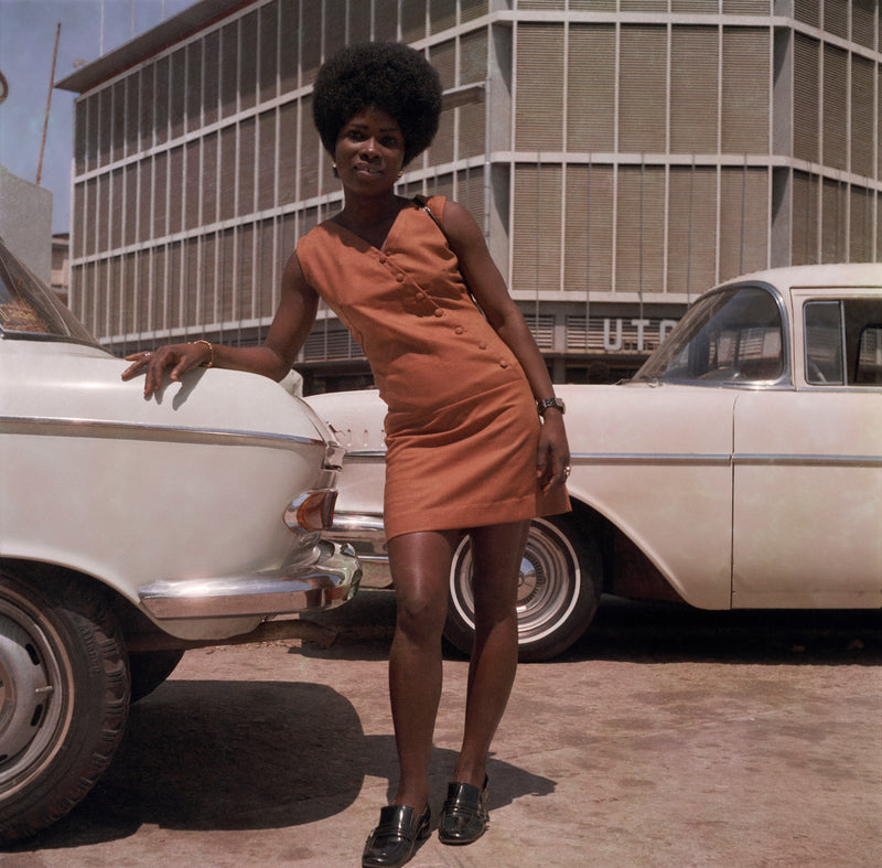 James Barnor - The Roadmaker