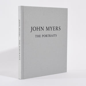 "John Myers - The Portraits (signed, with 5x4"" print)"