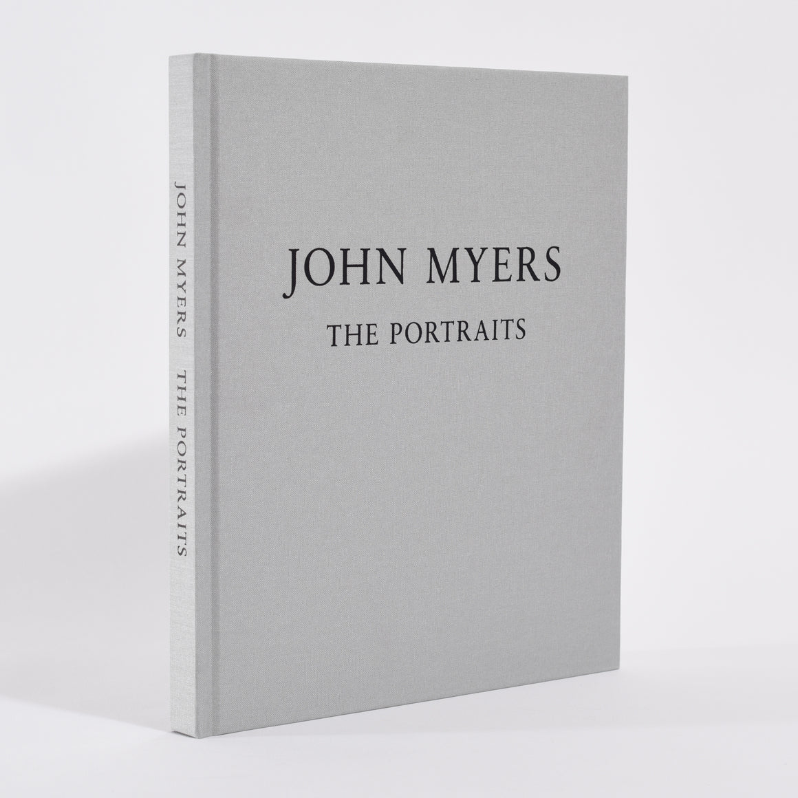 John Myers - The Portraits (signed)