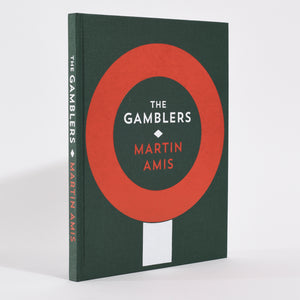 Martin Amis - The Gamblers (Signed)