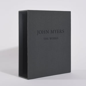 John Myers - The Works (Slipcase Only, pre-order)