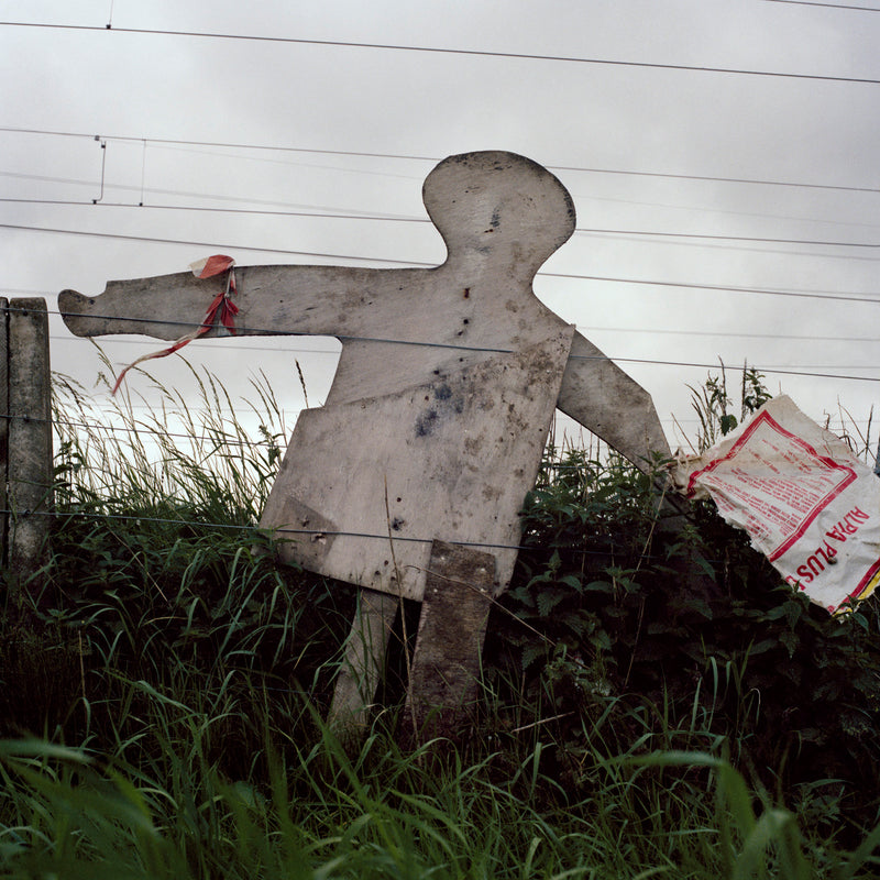 "Peter Mitchell - Scarecrows - 10x12"" pigment prints"