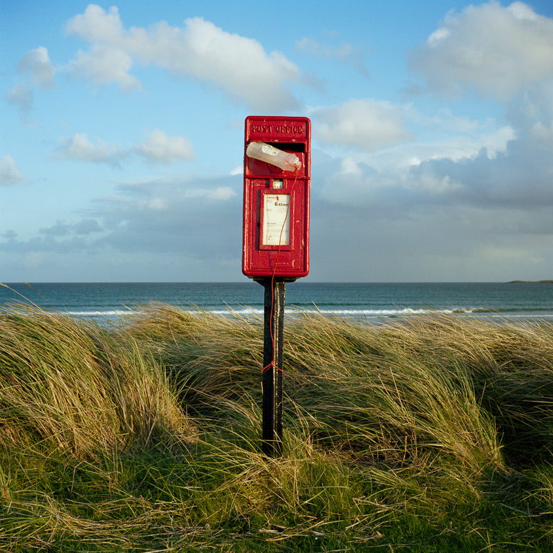 Martin Parr - Remote Scottish Postboxes