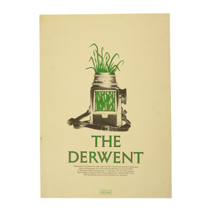 Peter Mitchell - The Derwent - Exhibition Poster Print