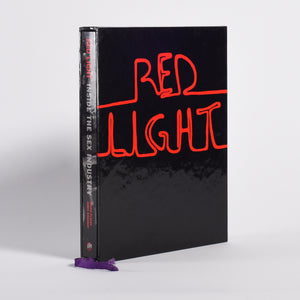 Sylvia Plachy & James Ridgeway - Red Light (Special Edition with signed print)