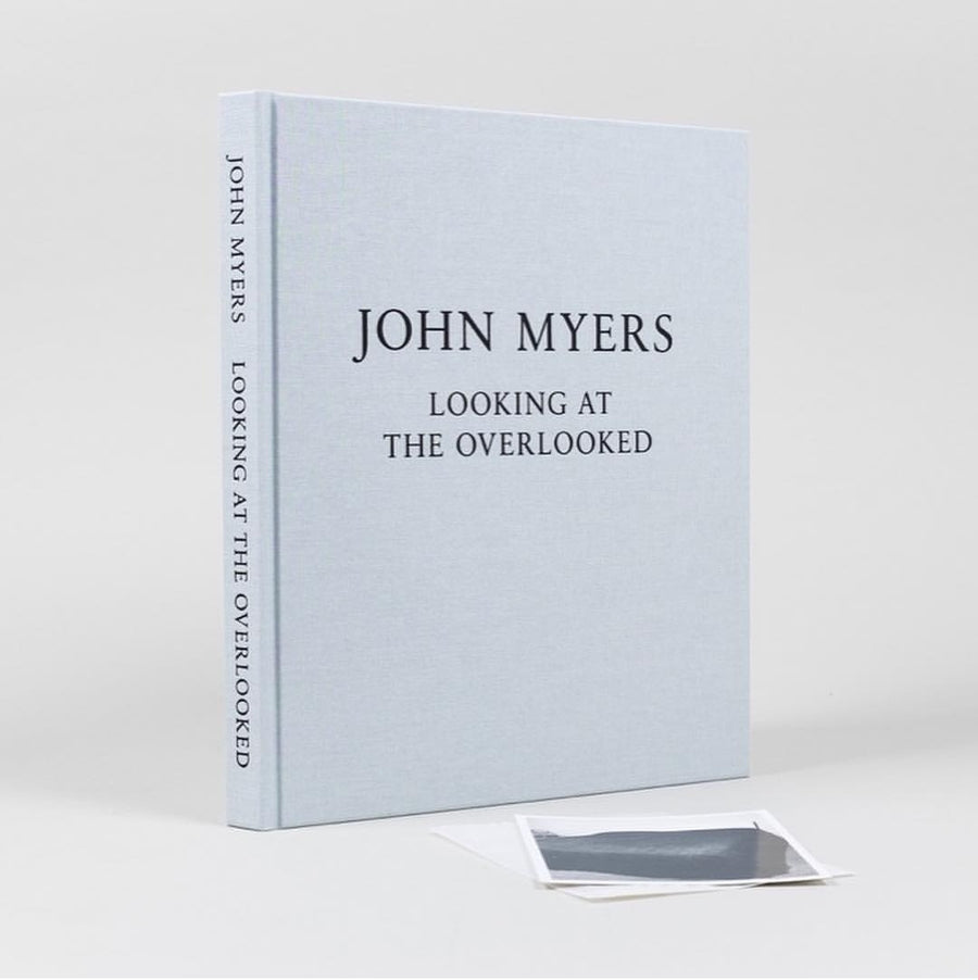 "John Myers - Looking at the Overlooked (signed, with 5x4"" print)"