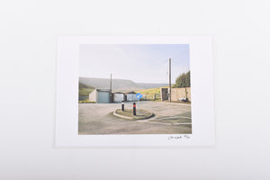 Dan Wood - Gap in the Hedge (signed, Special Edition with Print)