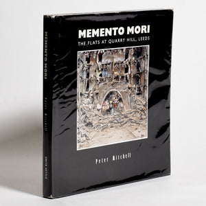 Peter Mitchell - Memento Mori (signed, original 1990 hardcover edition)