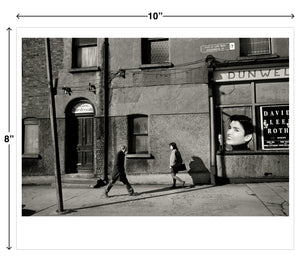 Krass Clement - Dublin (with signed print)