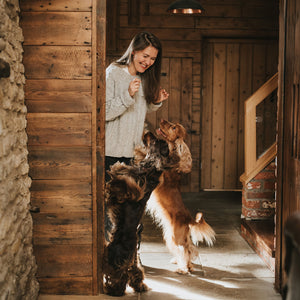 Kindred Tales | Natalia, Fred and Cooper | Pet Nutritionist