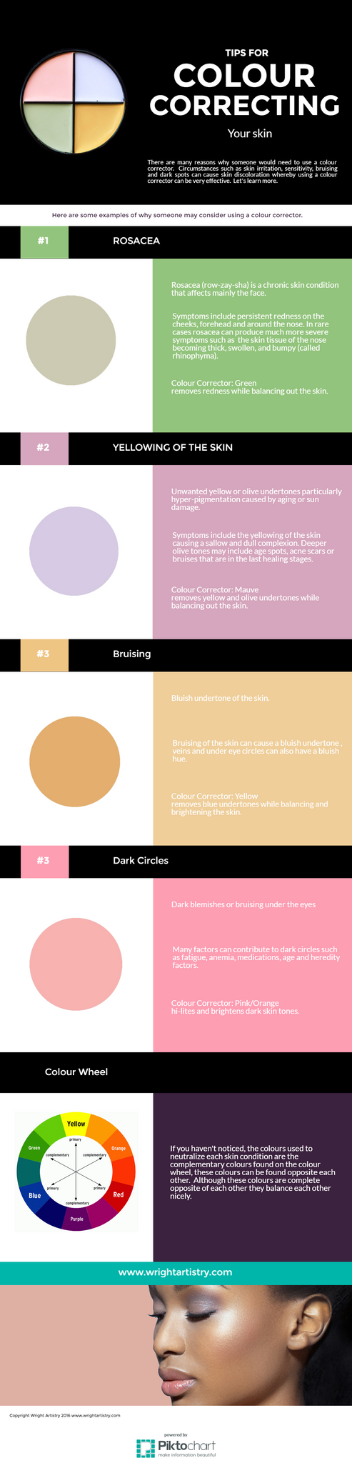 Wright Artistry Colour Correcting