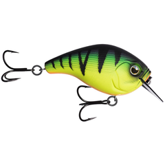 13 Fishing Scamp Square Bill Crankbait Fire Tiger