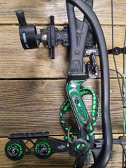 Used Merchandise - Hoyt Carbon Element G3 RXT Package