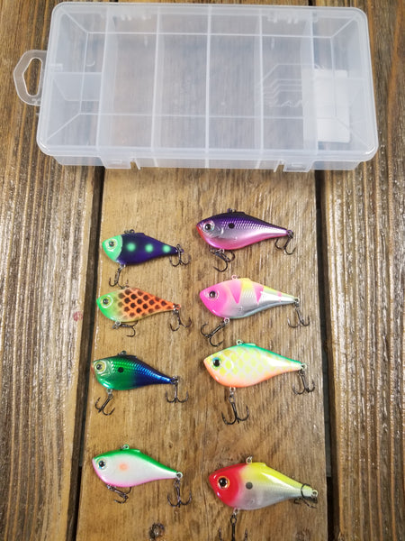 Rapala Rippin Rap Mixed Sizes Box 1