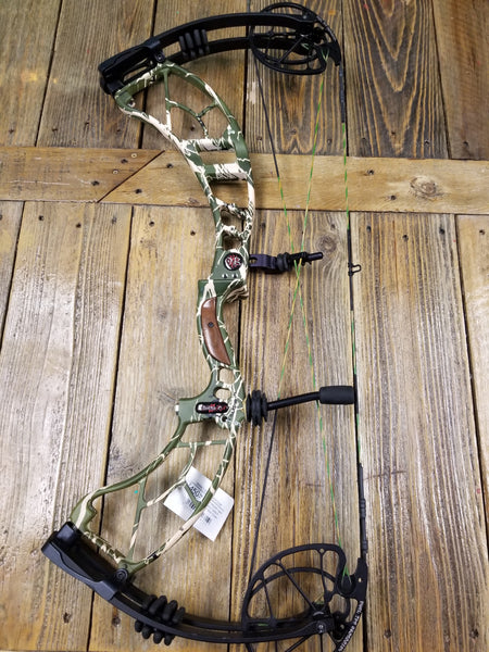 Pre - Owned  Obsession Delta 6 70# RH Bow Green Camo