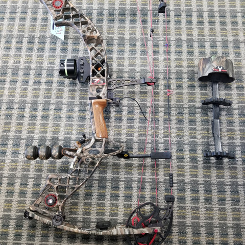 Mathews Used Z7 Xtreme Pkg