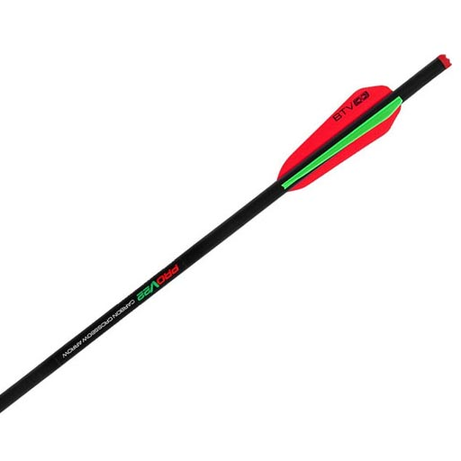 TenPoint Pro-V Carbon Arrows 22in 3 pack