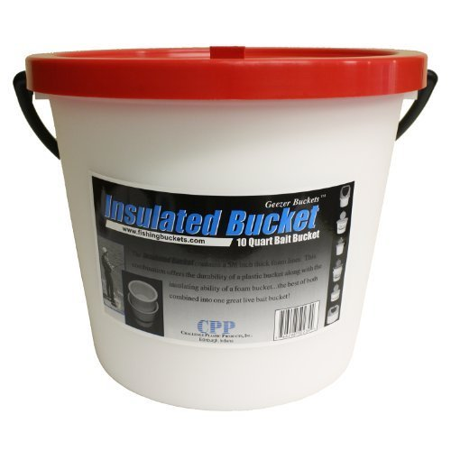 Challenge Plastics 10 qt Insulated Bucket